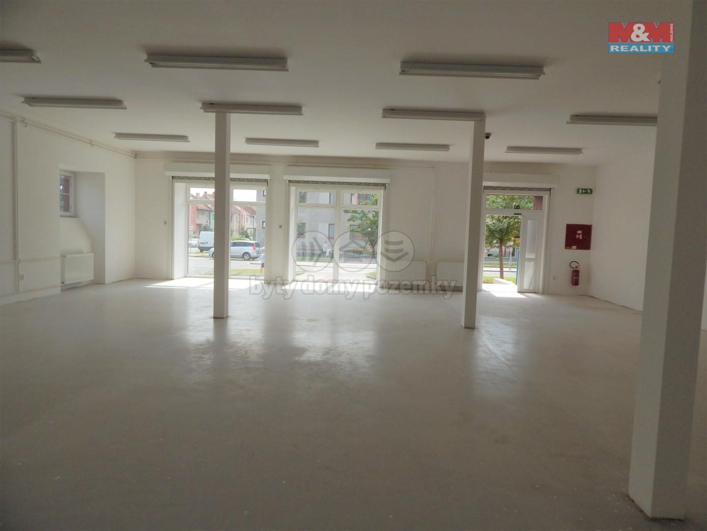 Pronájem, obchod a služby, 190 m², Kroměříž, ul. Kotojedská