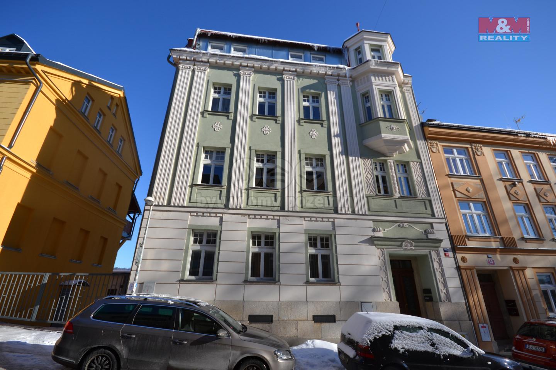 Pronájem bytu 4+kk,105 m2, Jablonec nad Nisou, ul. Jiráskova