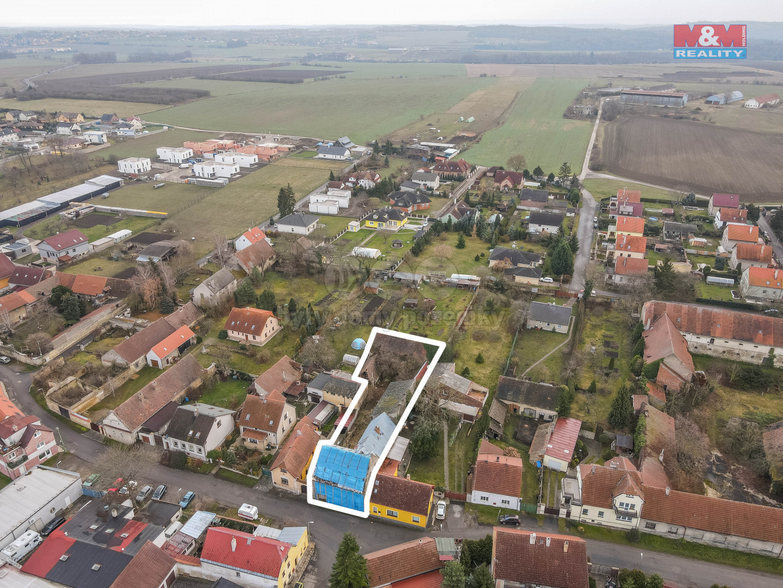 Prodej rodinného domu, 874 m², Unhošť, ul. Hájecká
