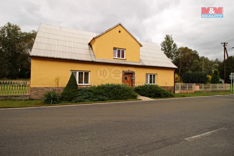 Prodej rodinného domu, 165 m², Mikulovice, ul. Hlavní