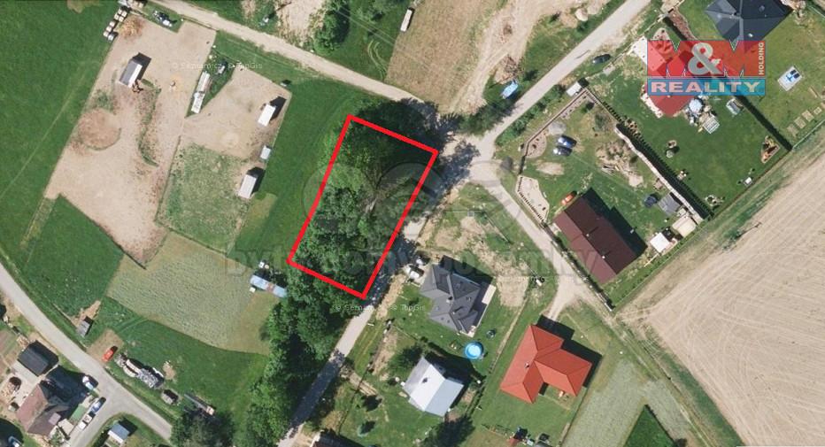 Prodej pozemku k bydlení, 1042 m², Sázavka