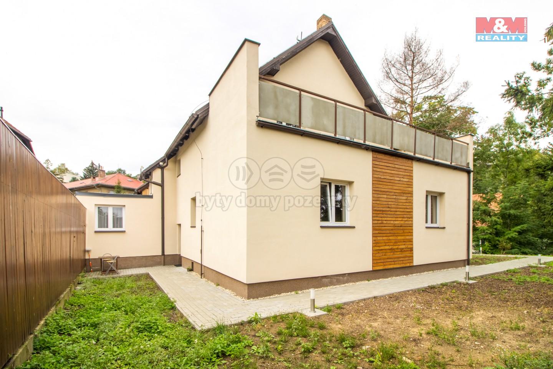 Pronájem bytu 2+1, 65 m², Praha, ul. Nad Zlíchovem