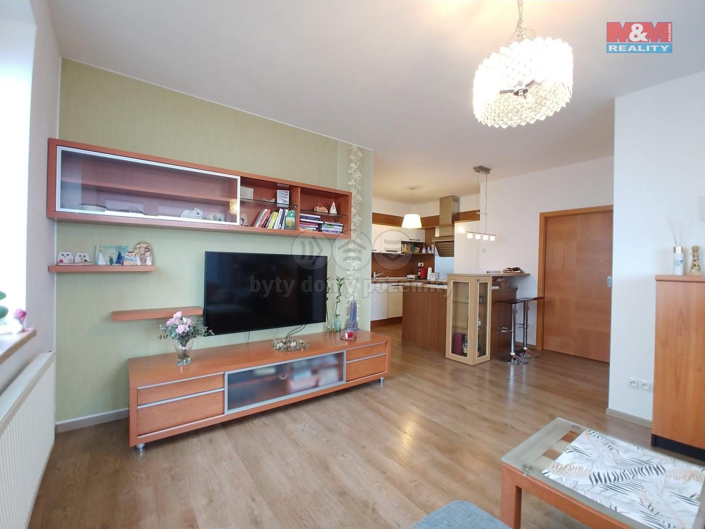 Pronájem bytu 3+kk, 58 m², Brno, ul. Langrova