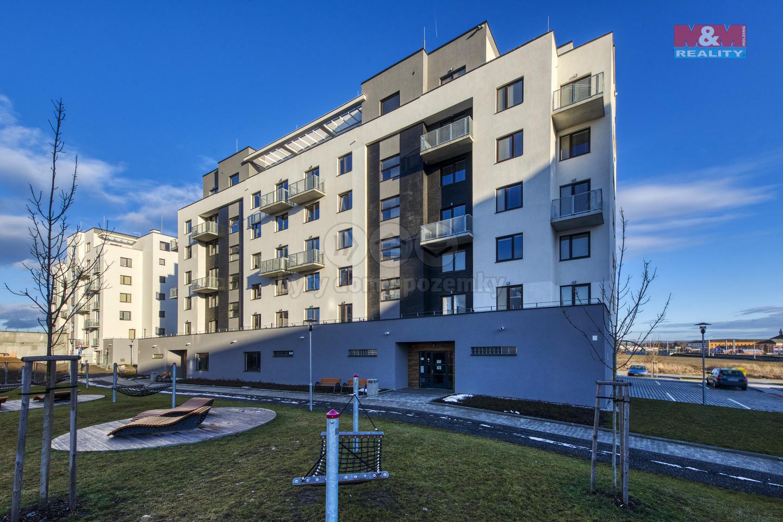 Pronájem bytu 1+kk, 30 m², Plzeň, ul. Magisterská