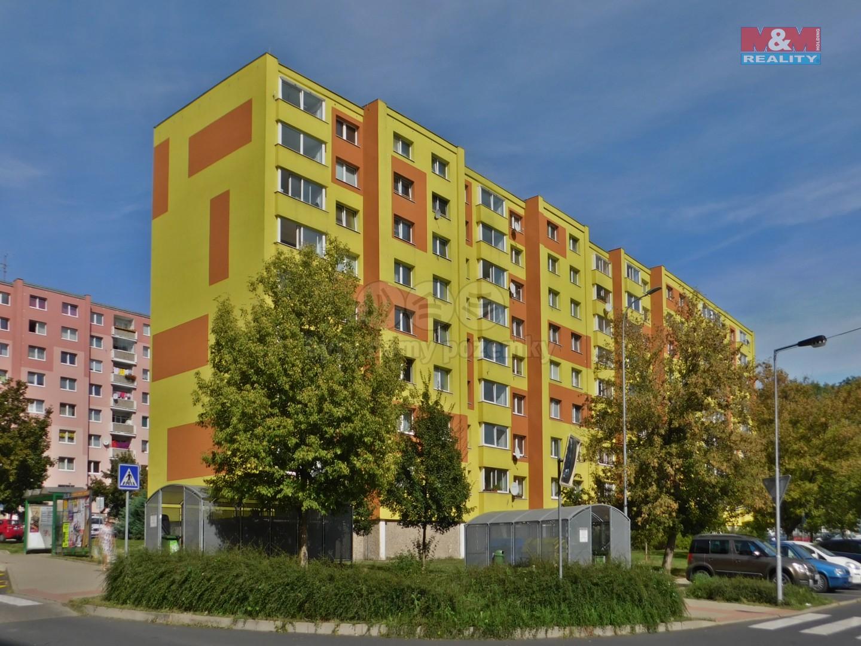 Prodej bytu 1+1, OV, Klášterec nad Ohří, ul. Družstevní