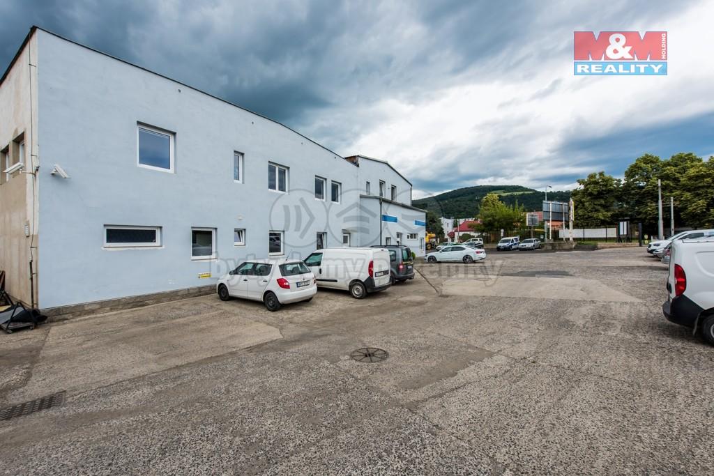 Pronájem kancelářského prostoru, 100 m², Ústí nad Labem