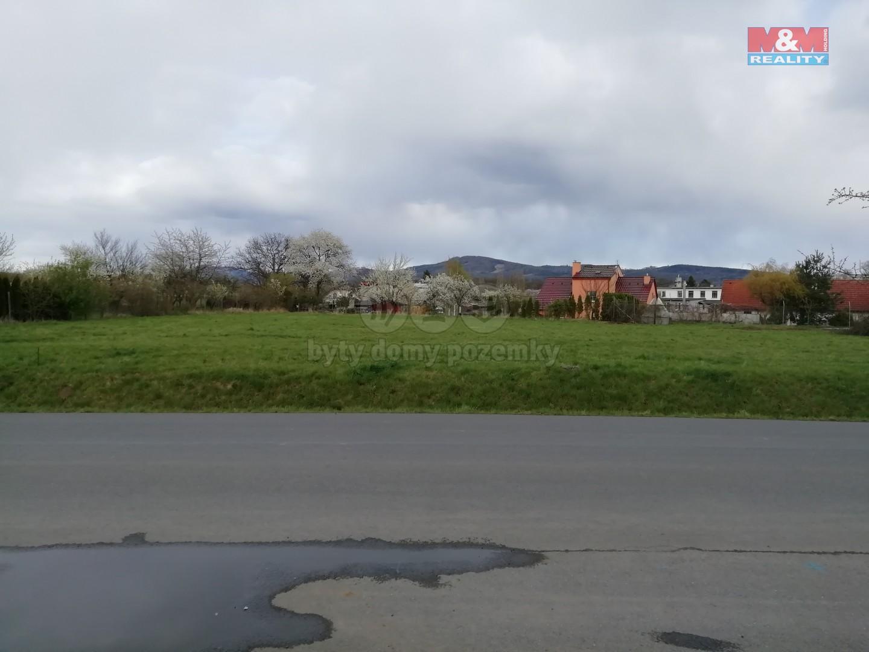 Prodej, pozemek k bydlení, 830m2, Holešov