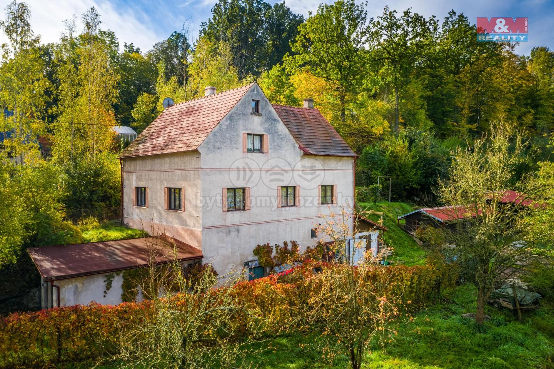 Prodej rodinného domu, Boleslav u Černous