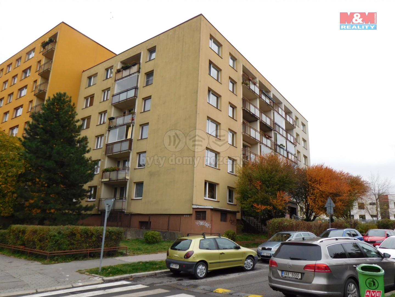 Pronájem bytu 2+kk, 52 m2, Praha 5, Záhorského