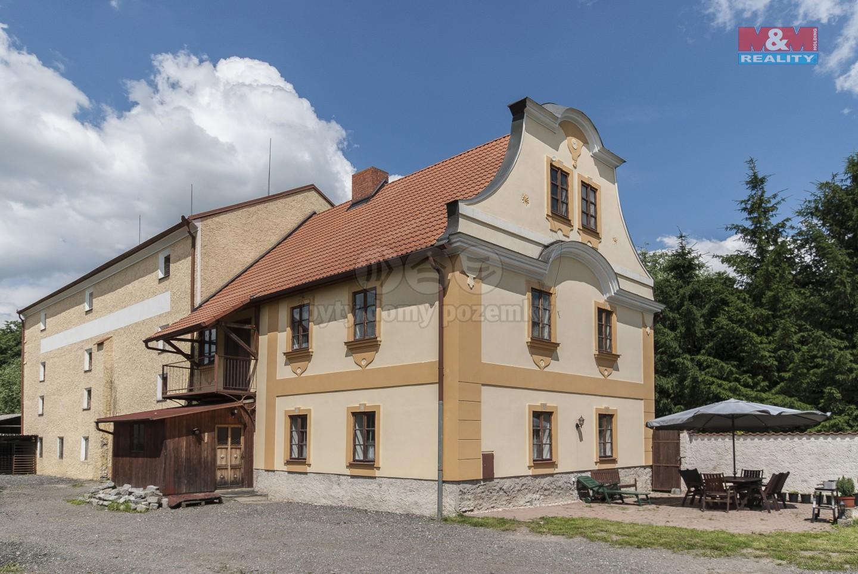 Prodej rodinného domu, 3525 m², Vrdy, ul. Nová