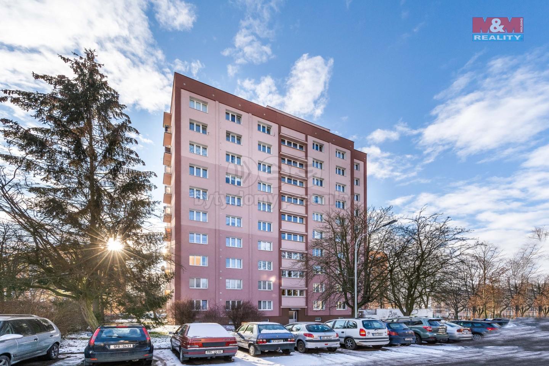 Prodej bytu 3+1 v Plzni, ul. Na Dlouhých