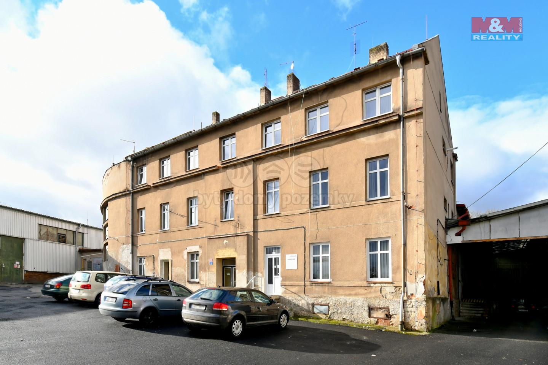 Pronájem bytu 1+1, 35 m², Františkovy Lázně, ul. Příčná