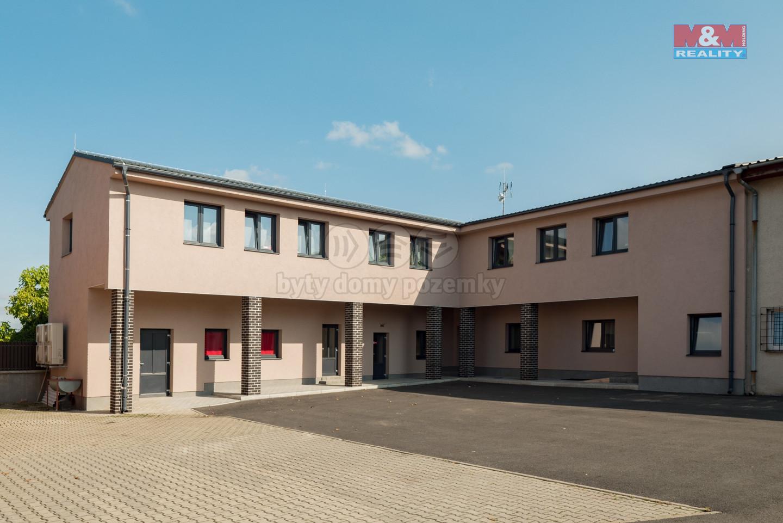 Pronájem bytu 2+kk, 47 m², Nehvizdy, ul. Pražská