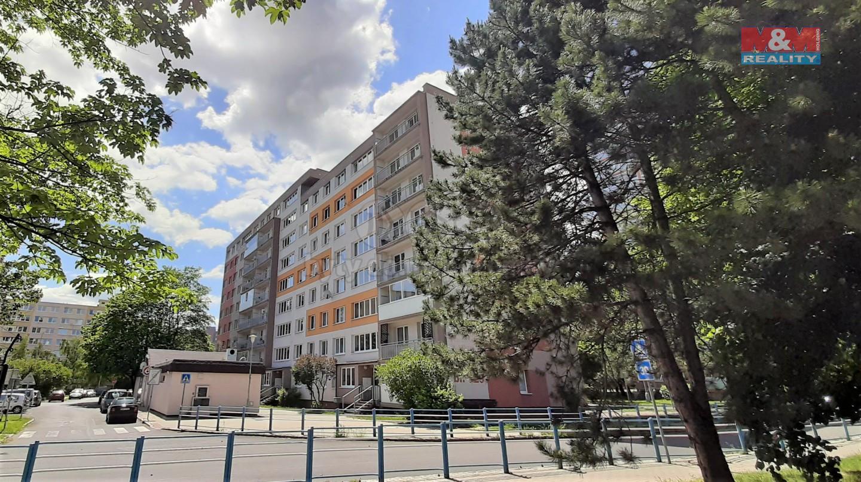 Pronájem bytu 2+kk, 40 m², Most, ul. Šeříková