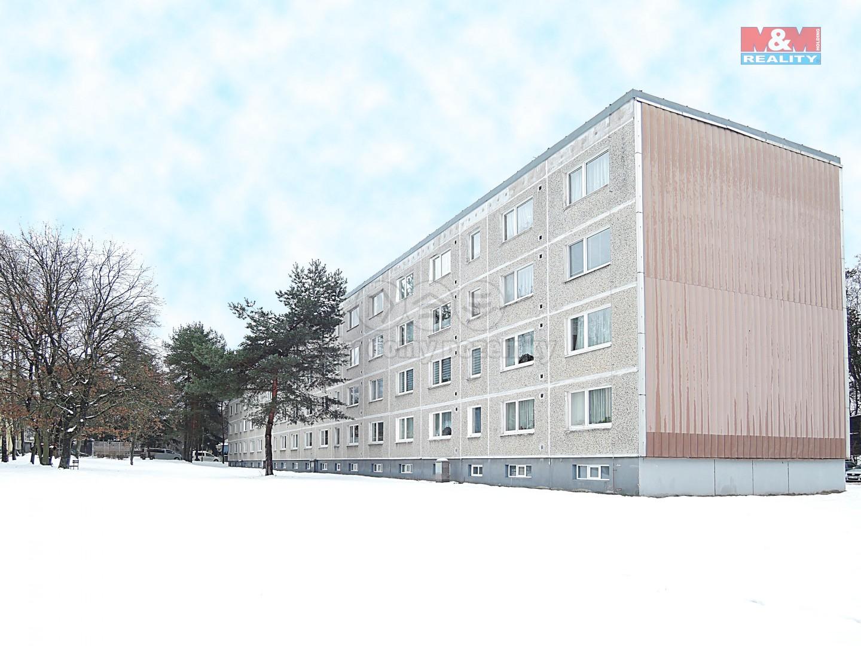 Pronájem bytu 4+1, 87 m2, Česká Lípa, ul. Střelnice