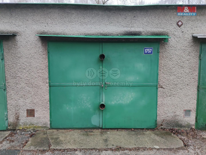 Prodej garáže v Havířově, ul. Garážnická