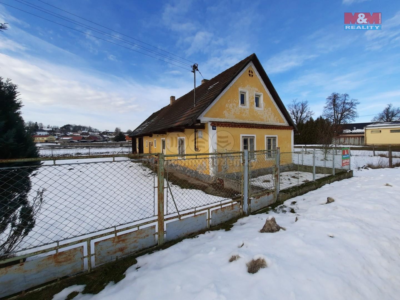 Prodej rodinného domu, 1205 m², Božetice