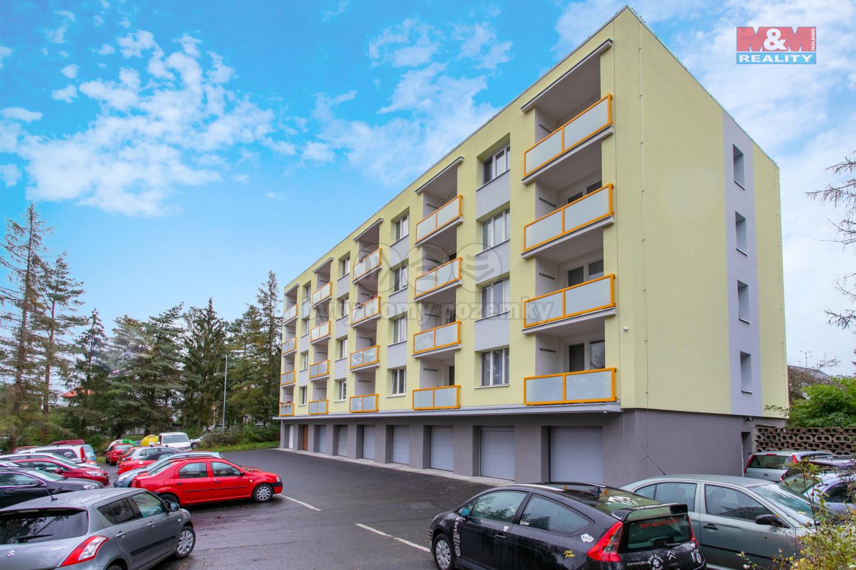Prodej bytu 3+1, 94 m², Karlovy Vary, ul. Národní