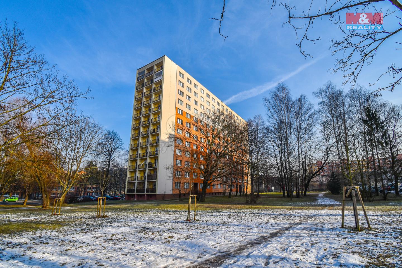 Prodej bytu 2+1, 57 m², Ostrava, ul. Výškovická