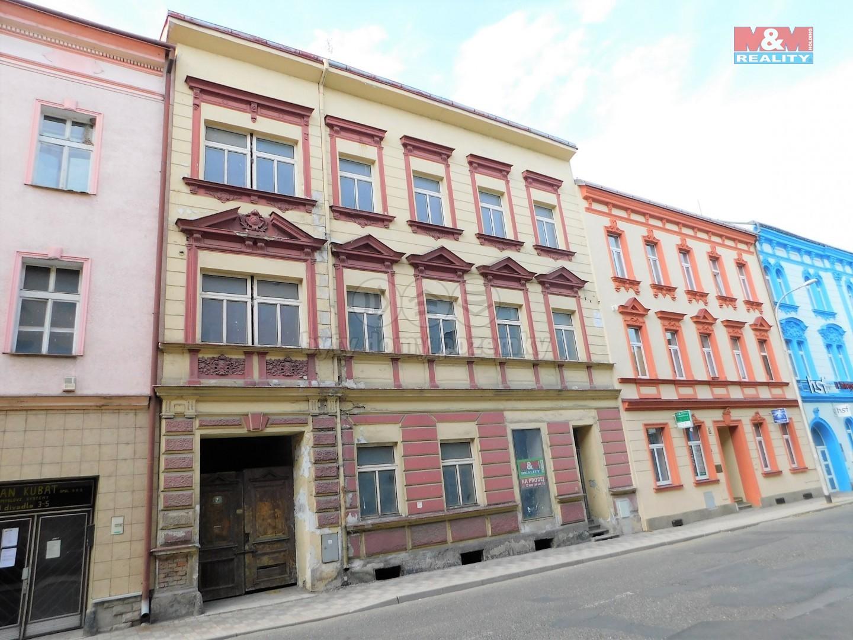Prodej nájemního domu, 268 m², Sokolov, ul. U Divadla