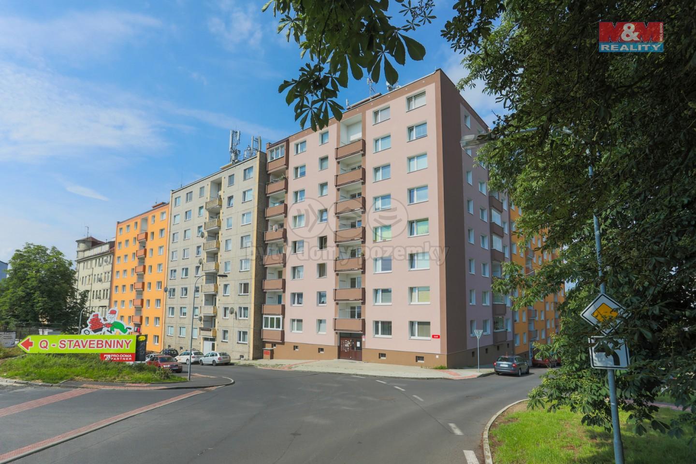 Prodej bytu 4+1, 94 m², Karlovy Vary, ul. Celní