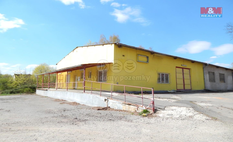 Pronájem skladu, 800 m², Česká Lípa, ul. Pod Holým vrchem