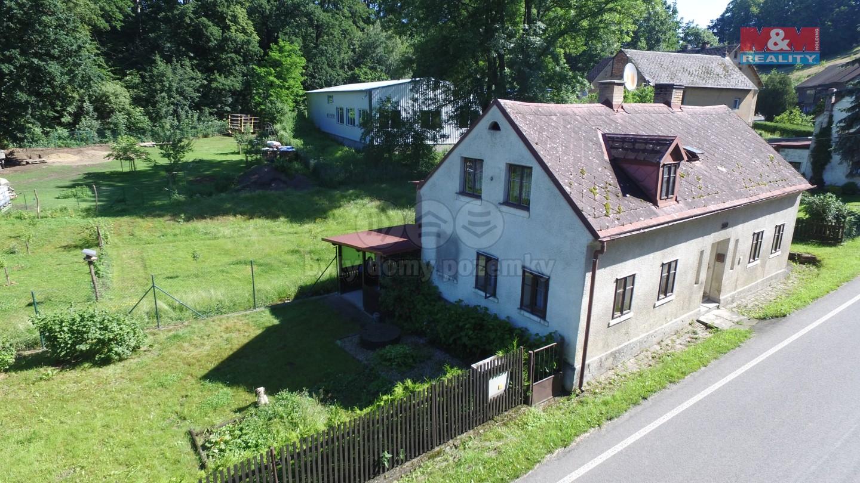 Prodej, rodinný dům 3+1, 300 m2, Václavice u Hrádku n. Nisou