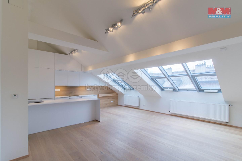 Prodej bytu 3+kk, 108 m², Praha, ul. Chodská