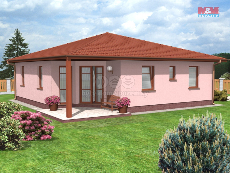 Prodej pozemku k bydlení, 691 m², Valašské Meziříčí