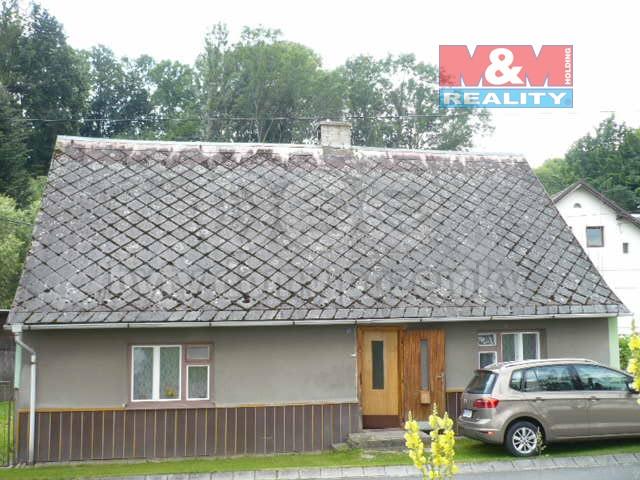 Prodej, rodinný dům, 103 m², Bílá Voda