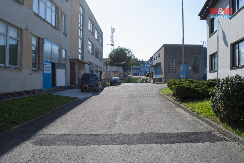 Pronájem výrobního objektu, 598 m², Skuteč, ul. Husova