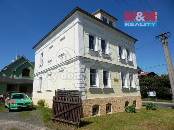 Pronájem bytu 2+kk, 56 m2, Františkovy Lázně, ul. Chebská