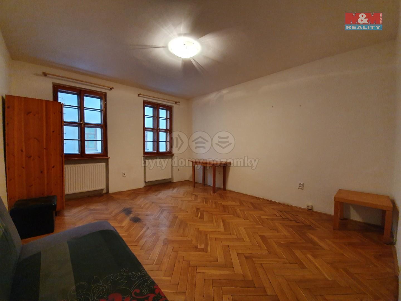 Pronájem bytu 1+kk, 25 m², Olomouc, ul. Školní