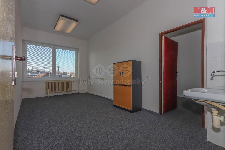 Pronájem kancelářského prostoru, 33 m², Benešov, ul. Žižkova