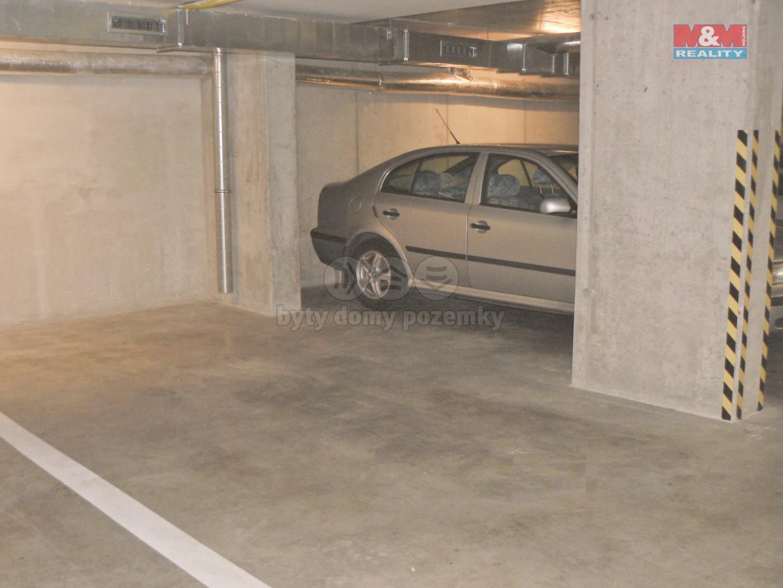 Prodej, garážové stání, 14 m², Brno-Královo Pole