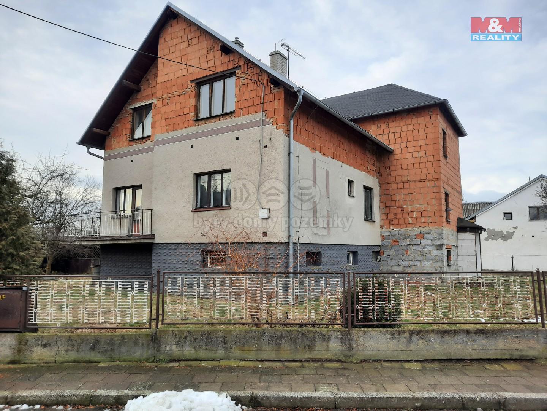 Prodej rodinného domu 7+2, 357 m², Sudice