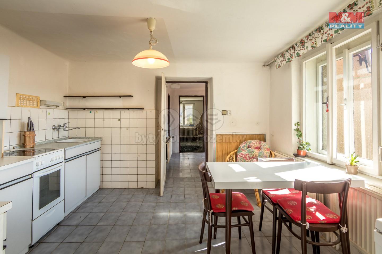 Prodej, rodinný dům, zahrada, Nová Ves - Nové Ouholice