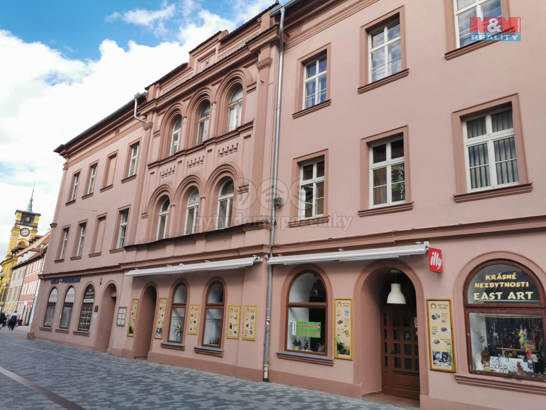 Pronájem restaurace, stravování, 100 m², Cheb, ul. Svobody