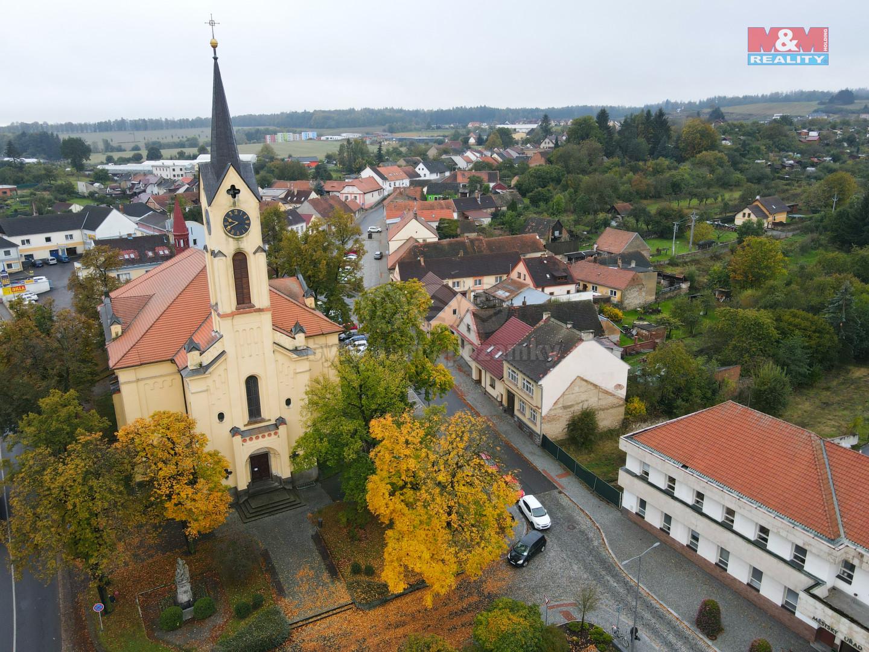 Prodej rodinného domu, 686 m², Milevsko, ul. nám. E. Beneše