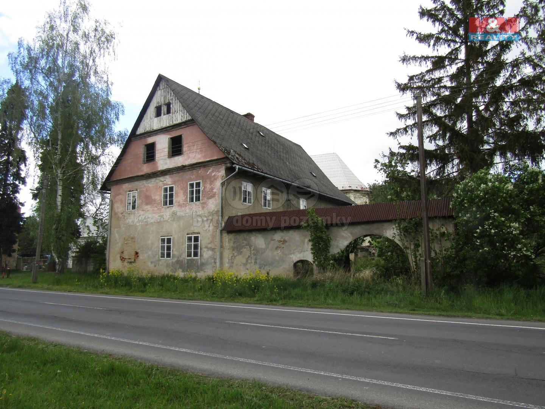 Prodej chalupy, 215 m², Město Albrechtice