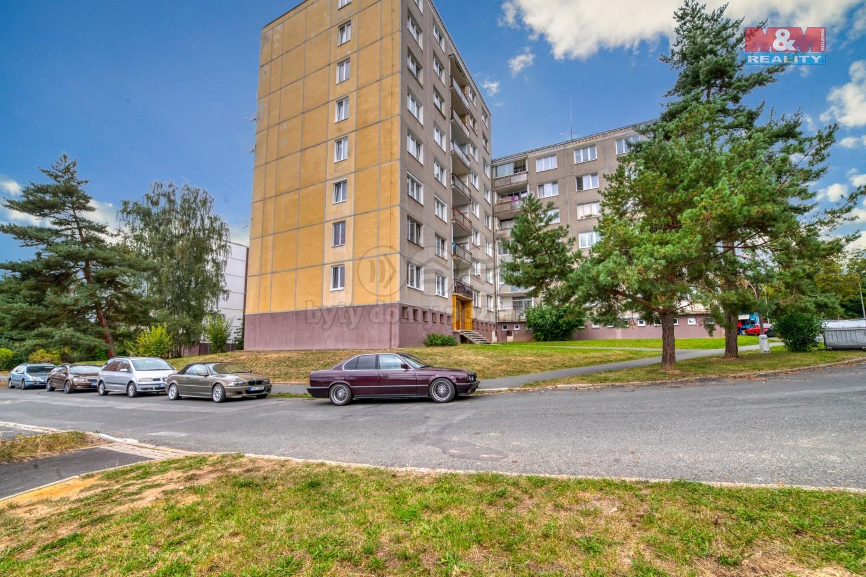 Pronájem bytu 2+1, 68 m², Domažlice, ul. Kunešova