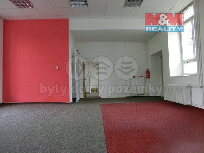 Pronájem obchod a služby, 54 m², Svitavy, ul. Purkyňova