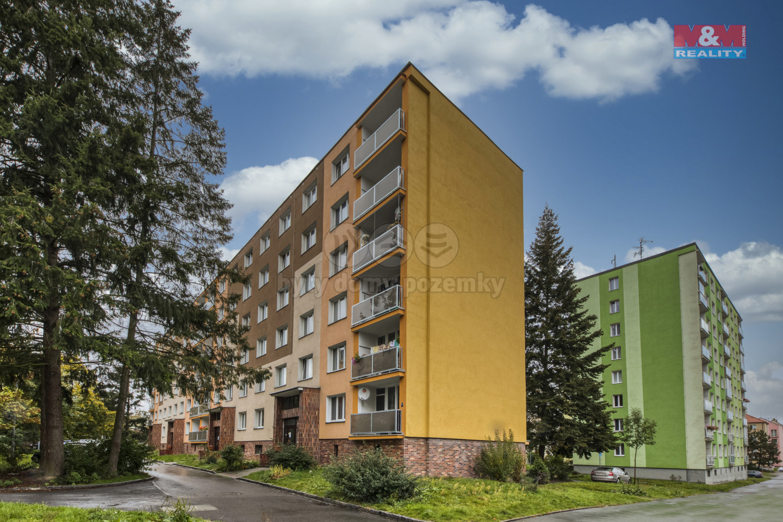 Pronájem, byt 2+1, Plzeň, ul. Raisova