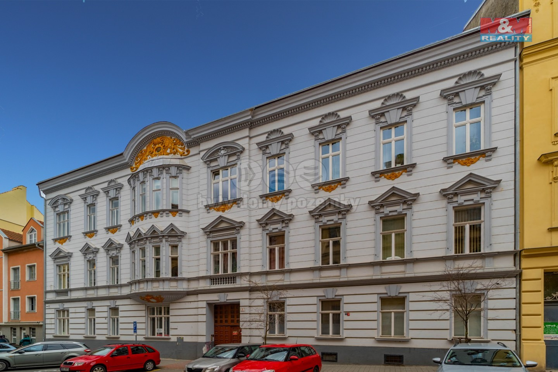 Prodej atypického bytu, 350 m², Brno, ul. Stará