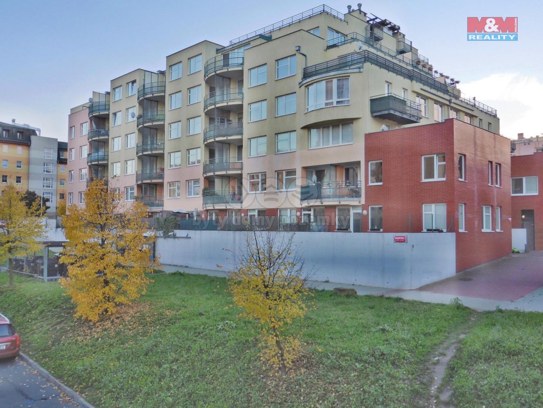 Pronájem bytu 2+kk, 52 m2, Praha 5, ul. Voskovcova