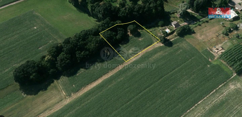Prodej pozemku k bydlení, 2530 m², Ludgeřovice, ul. Dlouhá
