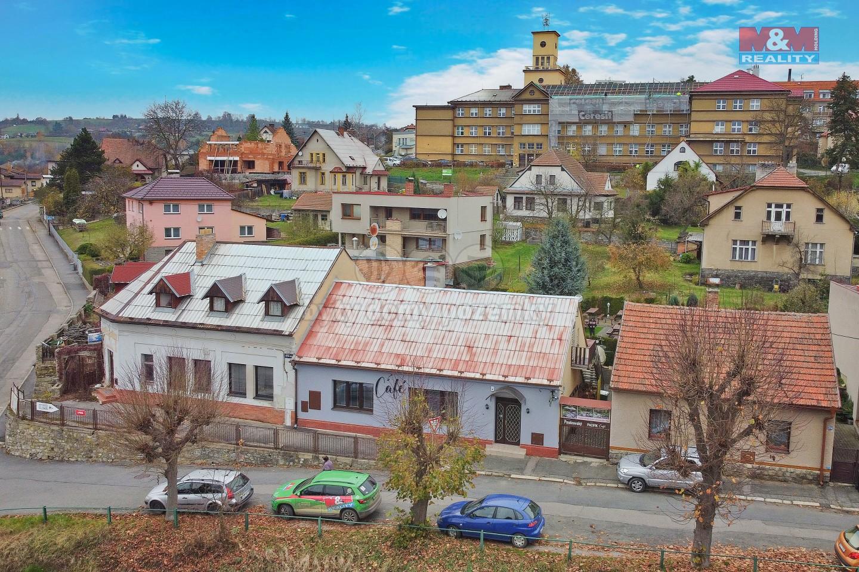 Pronájem restaurace, 435 m², Ledeč nad Sázavou, ul. Lipová