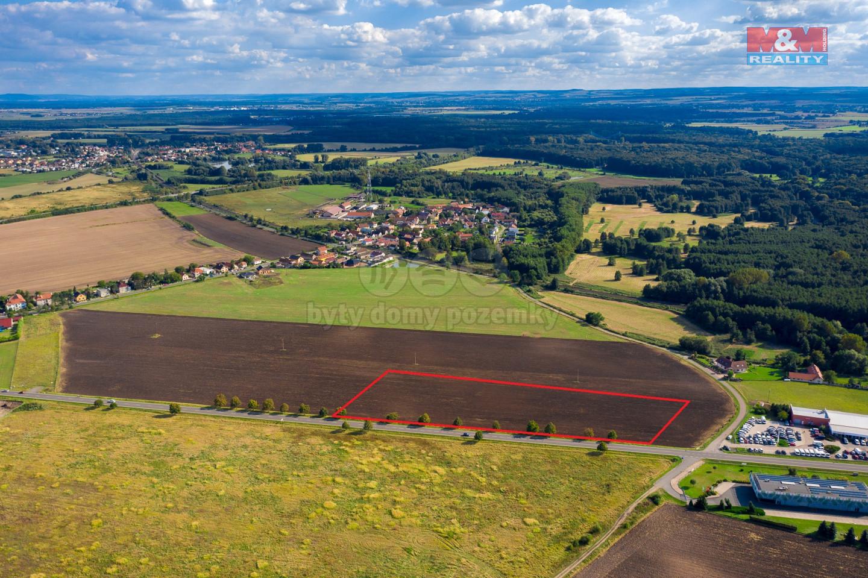 Prodej provozní plochy, 13946 m², Choťánky