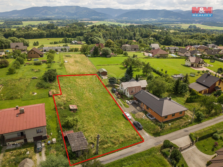 Prodej pozemku k bydlení, 1770 m², Český Těšín