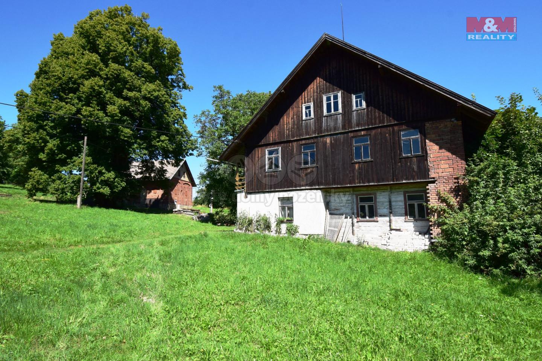 Prodej, zemědělská usedlost, 4248 m2, Kunvald